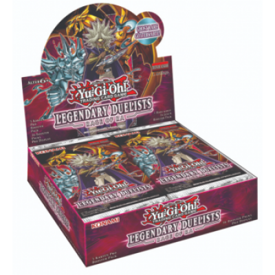 YGO - Legendary Duelists 7 - Rage of Ra - Booster Unlimited Reprint - EN