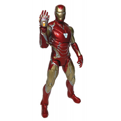 Marvel: Avengers 4 - Iron Man MK85 Select Action Figure