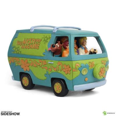 Scooby Doo: Mystery Machine Statue