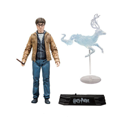 Harry Potter and the deathly hallows part 2 figurine Harry Potter 15 cm