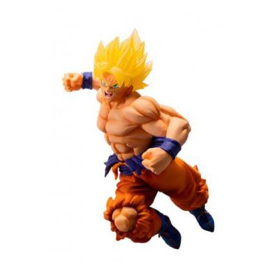 Dragon Ball statuette PVC Ichibansho Super Saiyan Son Goku 93' 16 cm