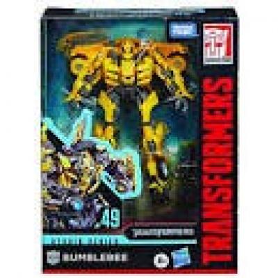 Transformers Studio Series - Deluxe Class 49 Movie 1 Bumblebee Action Figure
