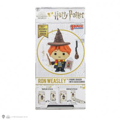 Harry Potter: Ron Figurine Eraser with Accessories