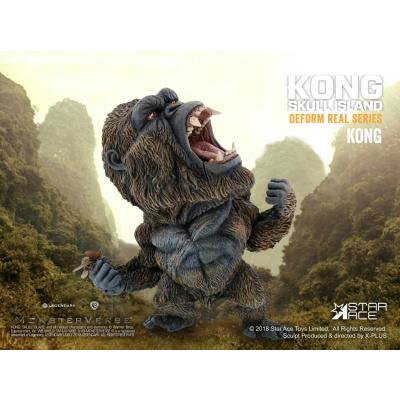 Kong Skull Island: Kong 15cm Defo-Real Series Statue