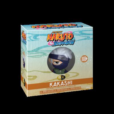 5 Star: Naruto S3 - Kakashi