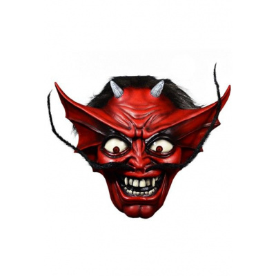 Iron Maiden: Number of the Beast Devil Mask