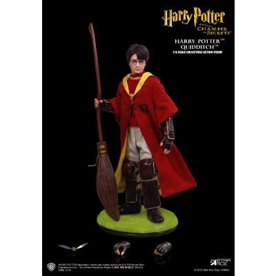 Harry Potter: Harry Potter Quidditch Version 2.0 1:6 Scale Figure