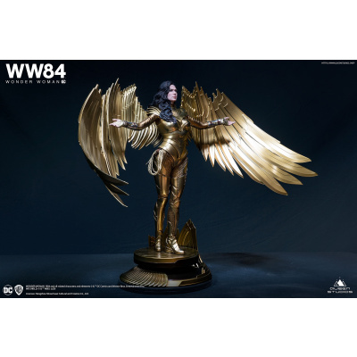 DC Comics: Wonder Woman 1984 - Premium Wonder Woman 1:4 Scale Statue