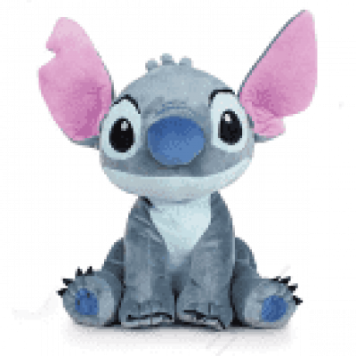 Lilo & Stitch Plush Figure with Sound
