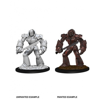 Dungeons and Dragons: Nolzur's Marvelous Miniatures - Iron Golem