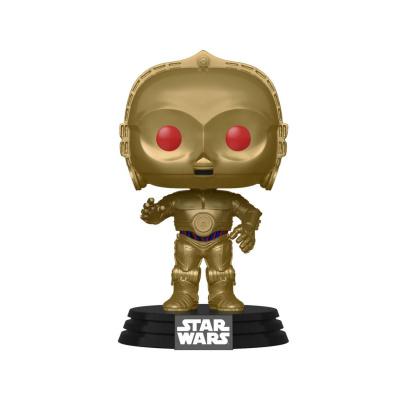 Funko POP Star Wars Episode IX: Star wars: C-3PO (Red Eyes)
