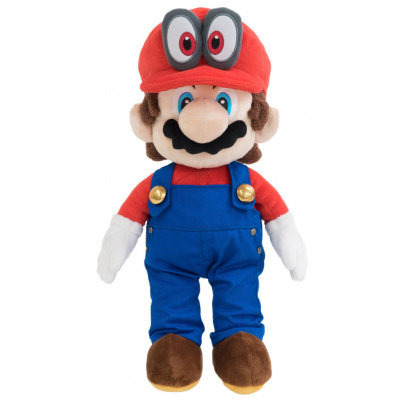 Mario: Oydssey 16 inch Plush
