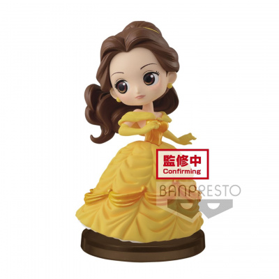 Disney: Q Posket Petit - Story of Belle Version D