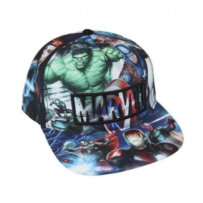 Marvel Snapback Cap Avengers & Logo