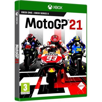 Moto GP 21 xbox one / series X