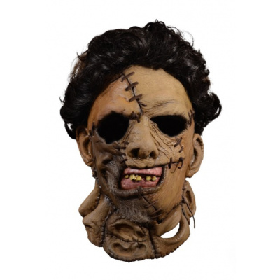 The Texas Chainsaw Massacre 2: Leatherface Mask 1986