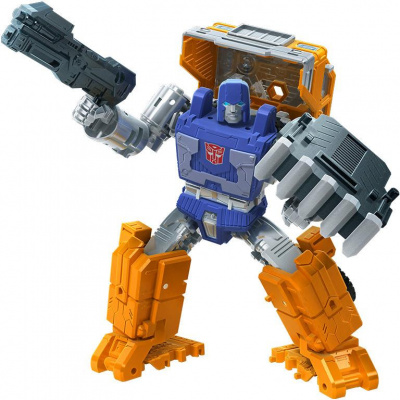 F06755L00 Transformers Generations War for Cybertron Kingdom Deluxe HUFFER