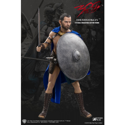 300 Rise of an Empire: Themistocles 2.0 - 1:6 Scale Figure