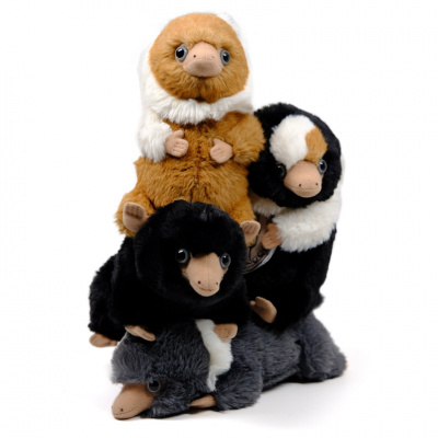 Fantastic Beasts: The Crimes of Grindelwald - Baby Niffler 4-Pack