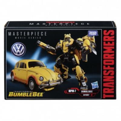 HASBRO Transformers Masterpiece Movie Series Bumblebee MPM-7