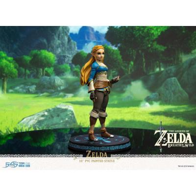 Zelda: Breath of the Wild - Princess Zelda 9 inch PVC Standard Edition