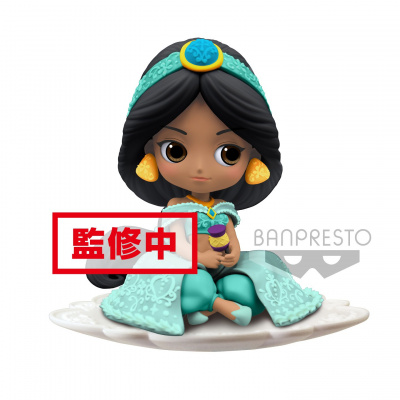 Disney Characters: Q Posket Sugirly - Jasmine Normal Color Version
