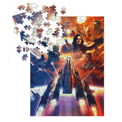 Mass Effect: Outcasts 1000 Piece Puzzle