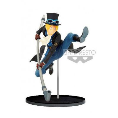 One Piece BWFC PVC Statue Sabo Normal Color Ver. 20 cm