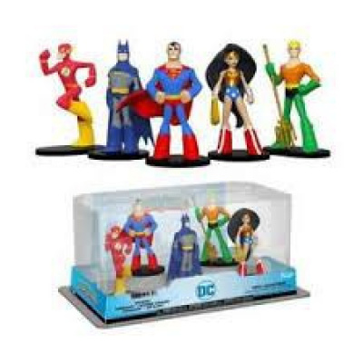 Funko HeroWorld Justice League Complete series 1 villains Hero Target exclusive