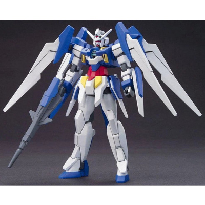 Gundam: High Grade - Gundam Age-2 Normal 1:144 Model Kit