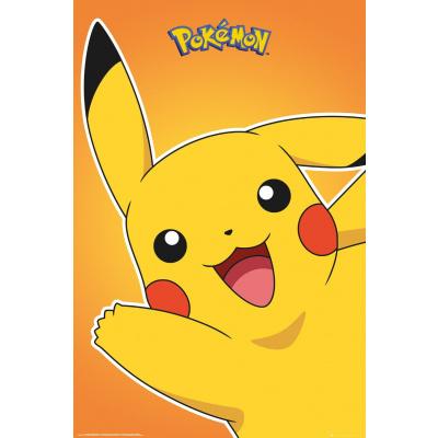 Pokemon: Pikachu 92 x 61 cm Poster
