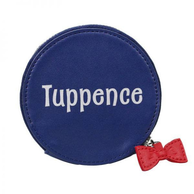 Mary Poppins Coin Purse Tuppence