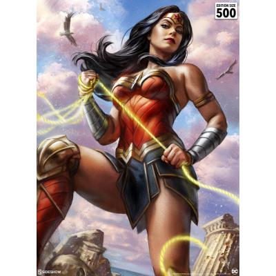 DC Comics: Wonder Woman #755 Unframed Art Print
