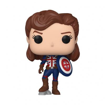 Pop! Marvel: What If - Captain Carter