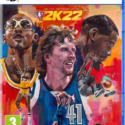 NBA 2K22 - PS5 - 75th Anniversary