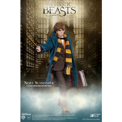 Fantastic Beasts 2 Newt Scamander 1:6 Scale Figure