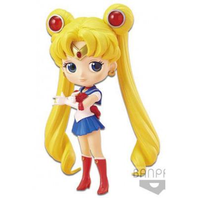 Sailor Moon figurine Q Posket Sailor Moon 14 cm