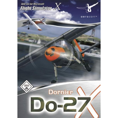 Digital Aviation Dornier Do-27 (FS X + FS 2004 Add-On) PC
