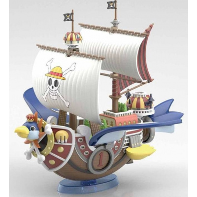 One Piece: Grand Ship - Thousand-Sunny Flying Model Kit