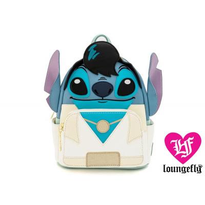 Loungefly Elvis Stitch Cosplay Mini PU Backpack