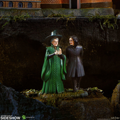 Harry Potter: Snape and McGonagall Figurine