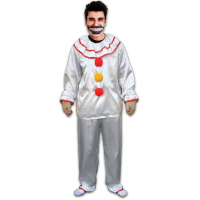 American Horror Story: Twisty the Clown - Adult Costume with Mouth