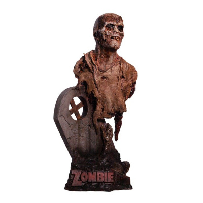 Fulci Zombie: Poster Zombie Bust