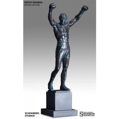 Rocky Balboa Resin Rocky Statue