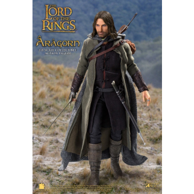 Lord of the Rings: Deluxe Aragorn 1:8 Scale Figure