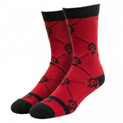 World of Warcraft Strength and Honor Socks
