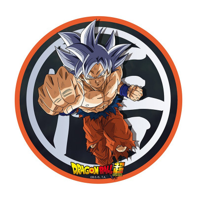 DRAGON BALL SUPER - MOUSEPAD - DBS GOKU - IN SHAPE