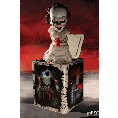 IT Movie (2017) Pennywise 14-Inch Burst A Box