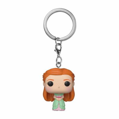 Pocket Pop! Keychain: Harry Potter - Ginny (Yule)