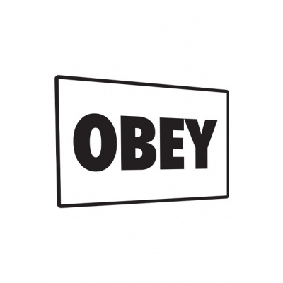 They Live: Obey Aluminum Sign